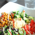 Falafel-Bowl