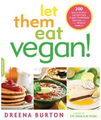Let Them Eat Vegan Cookbook