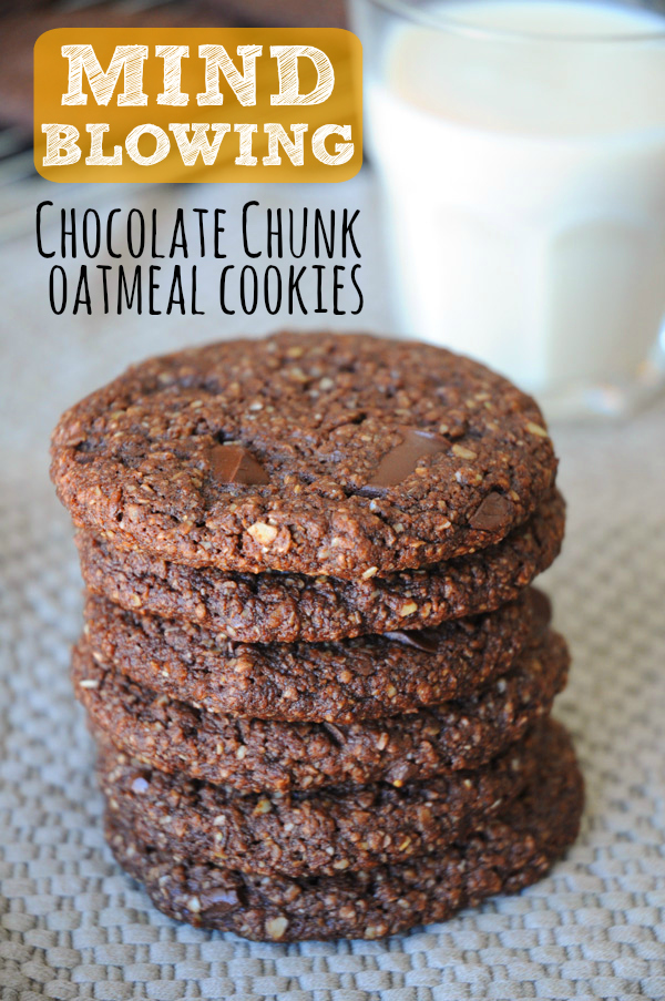 Chocolate-Oatmeal-Cookies