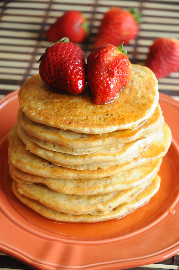 Pancakes-Vegan