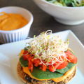 Black-Bean-Quinoa-Burger