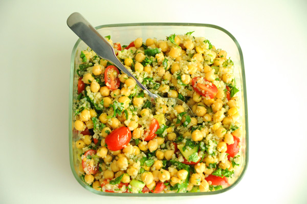 Quinoa-and-Chickpea-Tabbouleh