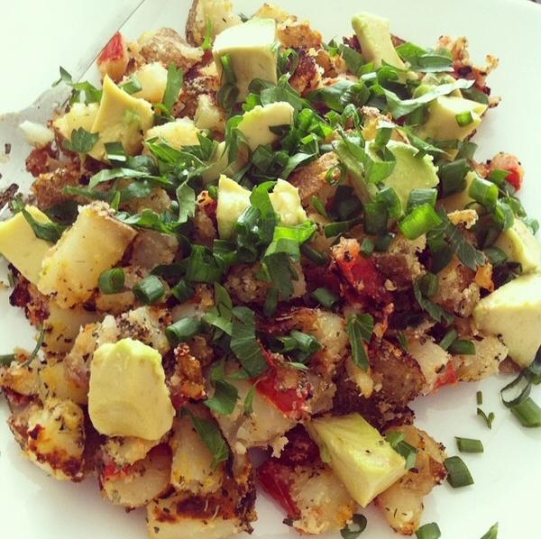 Breakfast Potatoes Pic