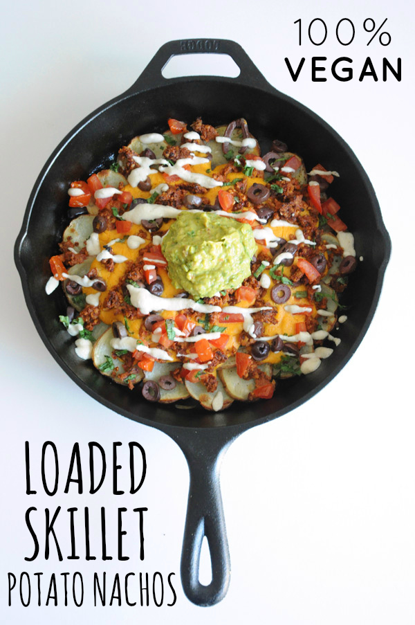 Skillet-Potato-Nachos-Vegan