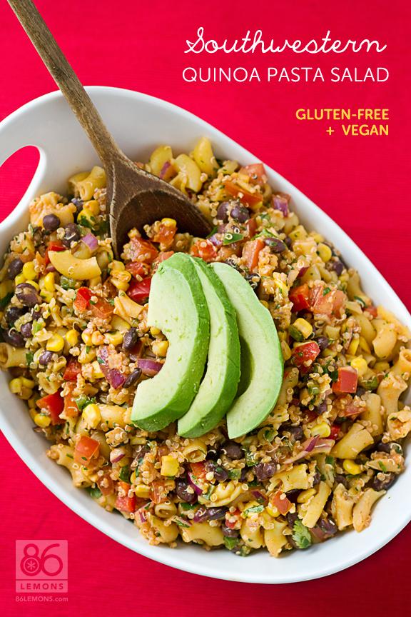 Southwest Quinoa Pasta Pic