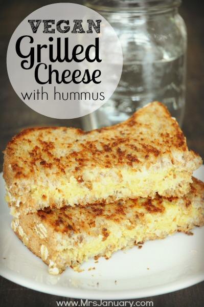 Vegan-Hummus-Grilled-Cheese
