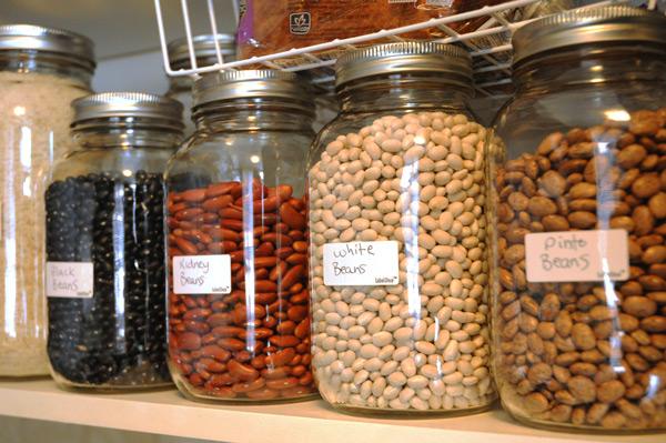 Pantry-Beans