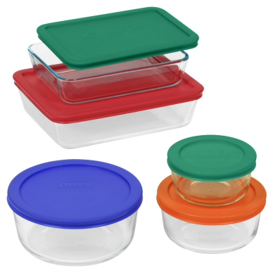 Pyrex Storage