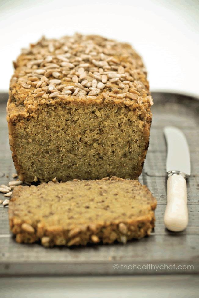 Quinoa Bread Pic