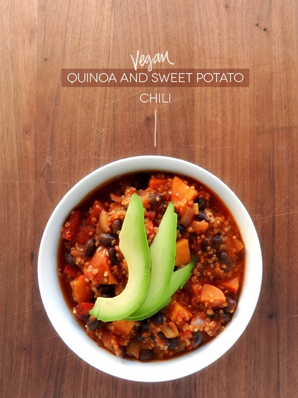 Quinoa Sweet Potato Chili Pic