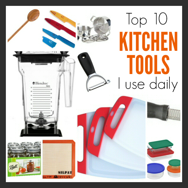 Top Kitchen Tools