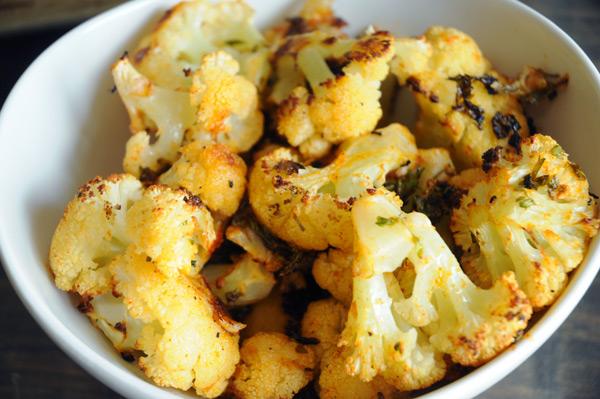 Lime Cauliflower Bites Vegan Recipes From Cassie Howard