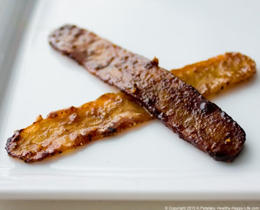 Tempeh Bacon Pic
