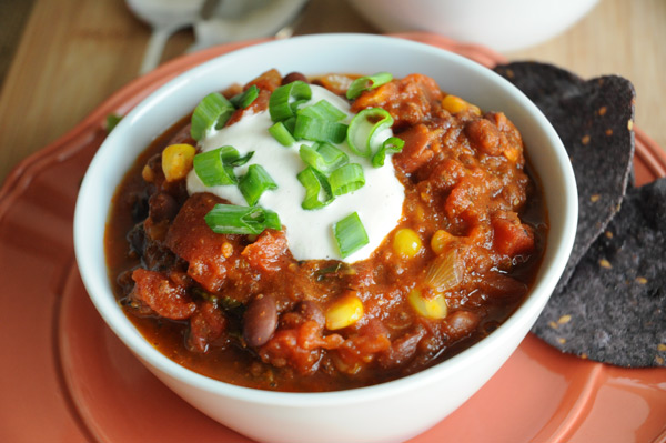 Homemade-Vegan-Barbecue-Chili