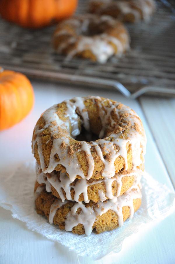 Pumpkin-Spice-Doughnuts