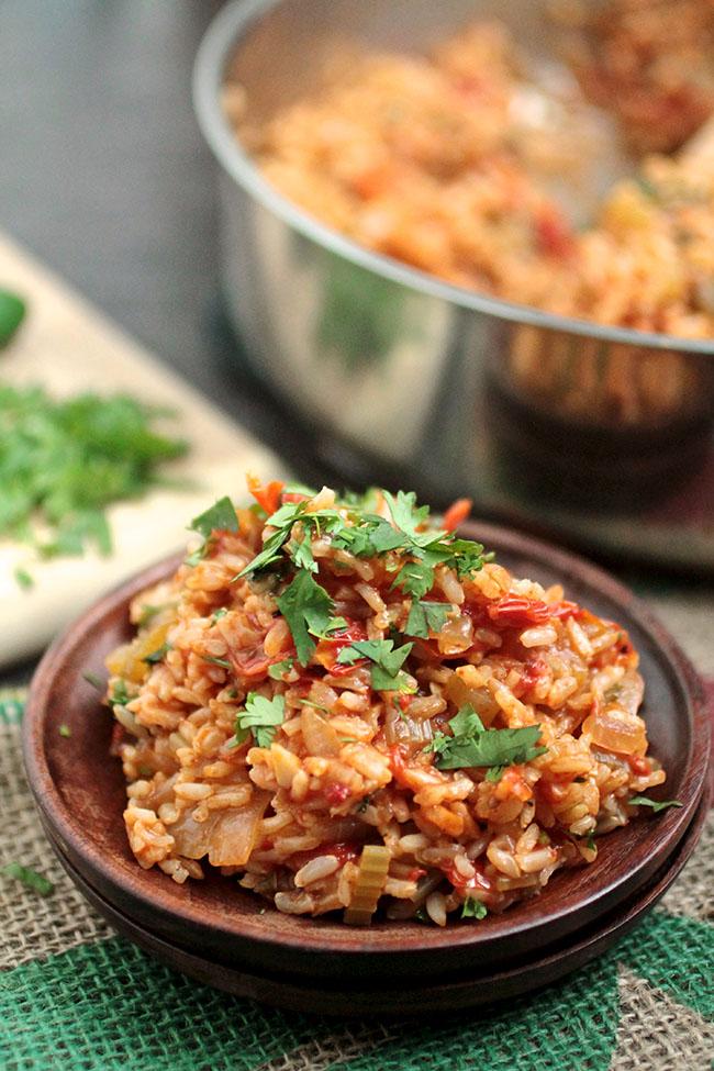 Spicy Jambalaya Pic