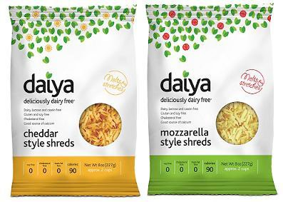 Vegan Cheese Daiya