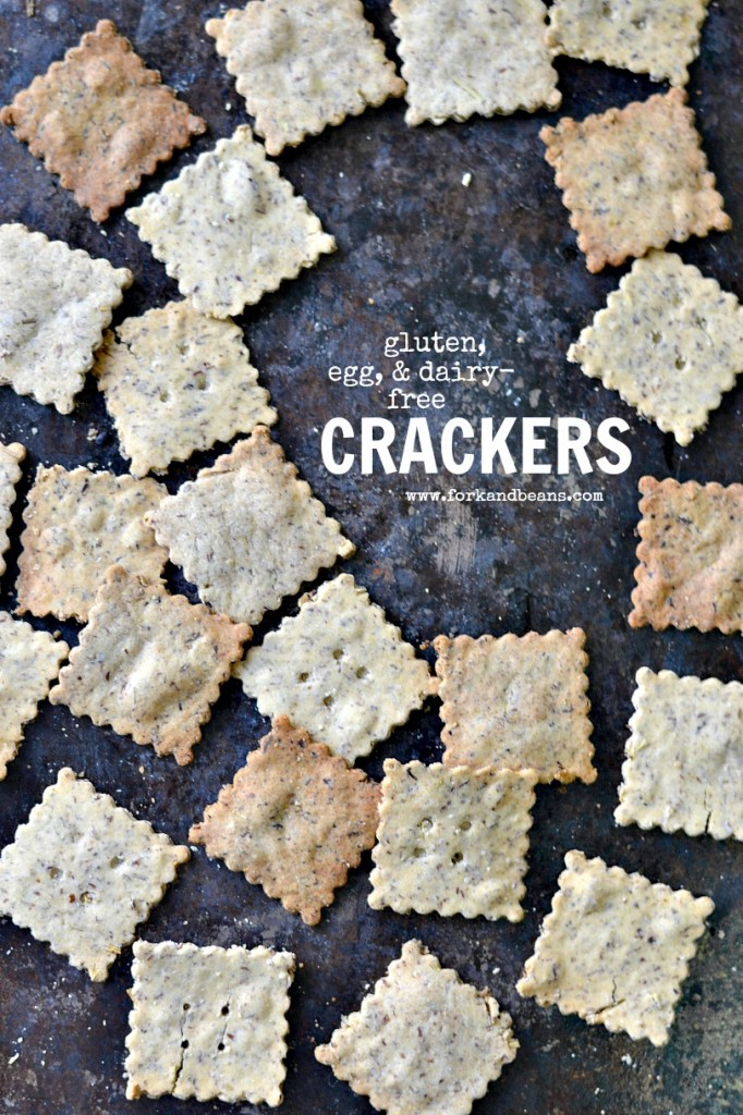 Vegan Crackers Pic