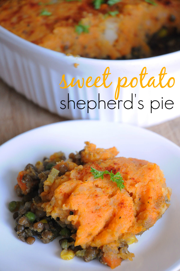 Vegan Shepherd's Pie | Vegan Recipes from Cassie Howard