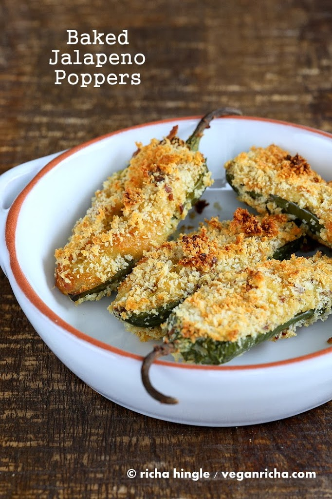 Baked Jalapeno Poppers Pic
