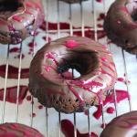 Chocolate-Beet-Doughnuts-Vegan