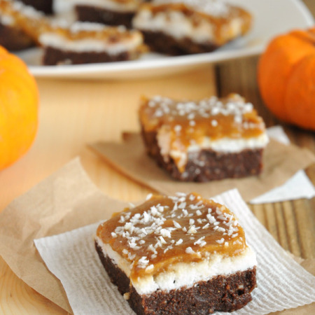 Chocolate-Pumpkin-Coconut-Squares-Vegan