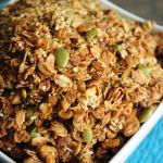 Coconut-Hemp-Granola