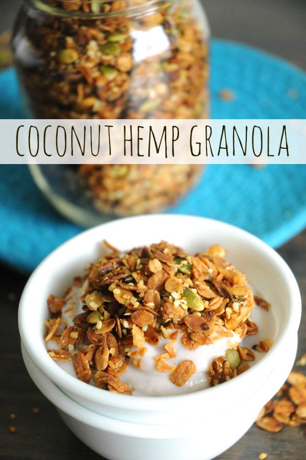 Coconut-Hemp-Granola-Vegan