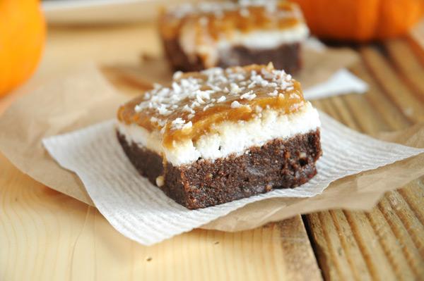 Pumpkin-Coconut-Squares