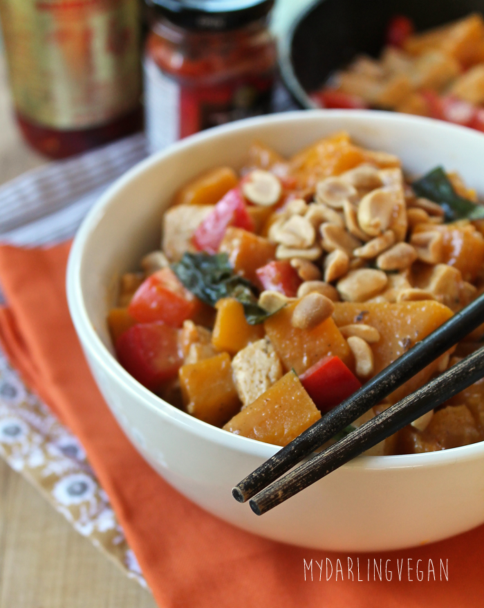 Pumpkin Peanut Curry Pic