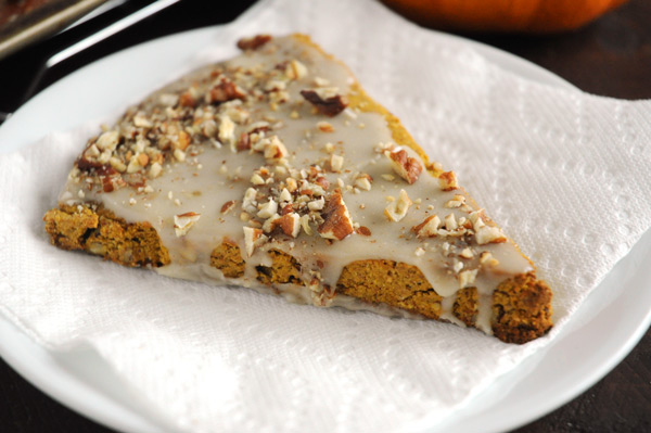 Pumpkin-Scones-Vegan