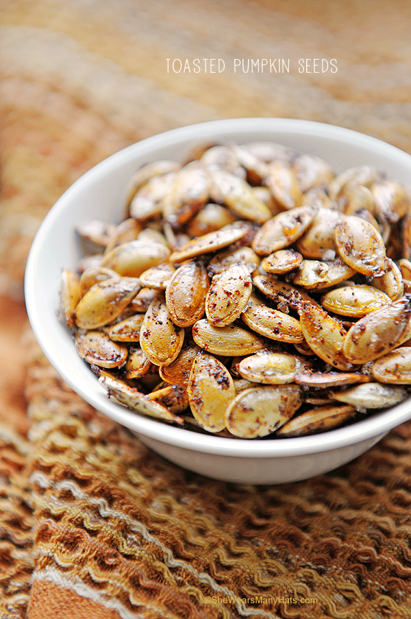 Toasted Pumpkin Seeds Pic