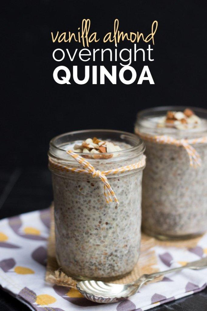 Vanilla Almond Quinoa