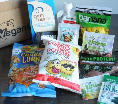 Vegan Cuts Snack Box Review