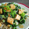 Vegan-Orange-Tofu-Rice