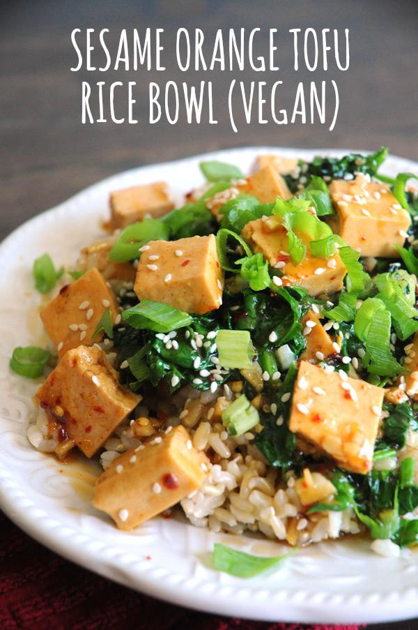 Vegan-Orange-Tofu-Rice-Bowl