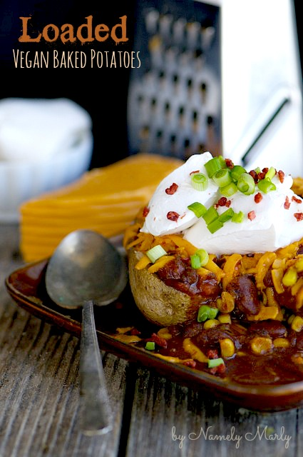 Loaded Baked Potatoes Pic