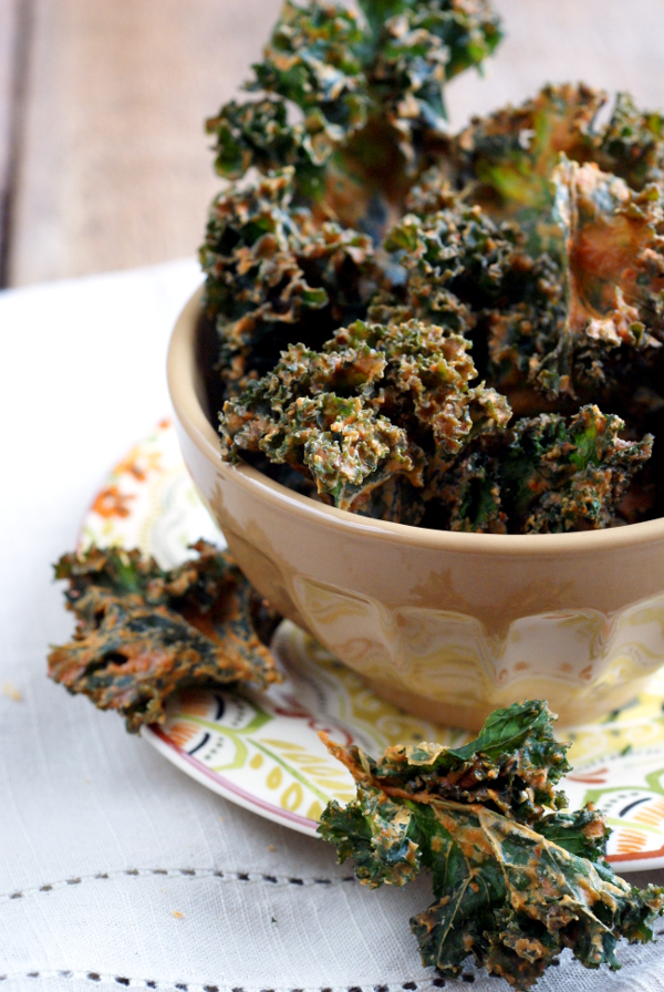 Smoky BBQ Kale Chips Pic