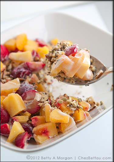 Sprouted Buckwheat Breakfast Cereal Pic